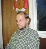 Kassör Valter Möllerström