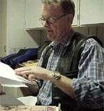 Ordförande Bertil Smitterberg